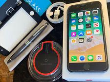 Apple iPhone 8 (64gb) LTE Globally Unlocked (A1905) Black/ MiNT {iOS12}88% LooK!