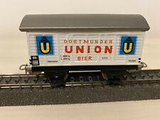 Marklin wagon 381 Union Bier 00 Ho 1935 / 1985 0050