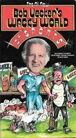 The All New Bob Ueckers Wacky World of Sports - Video VHS Tape