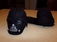 NEW Star Wars Darth Vader Men's Slippers Medium (8-9)