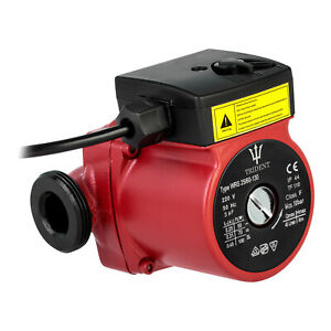 Central Heating Water Circulation PumpTRIDENT 25/60/130 Free Next day Delivery.
