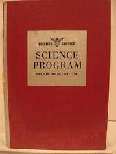 Vintage Science Program Science Service 6 Books Heat Food Gravity (1969/71, PB)
