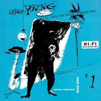 Lester Young Lester Young And Oscar Peterson - Lester Young With The Os (NEW CD)