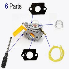 Carburetor For Homelite Ryobi ZAMA C1U-H60 C1U-H60E 308054003 985624001 +5 Parts