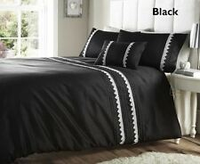 King Solid Pattern Contemporary Bedding Sets & Duvet Covers