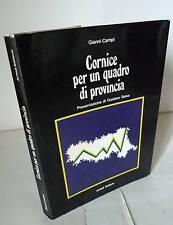Campi,CORNICE PER UN QUADRO DI PROVINCIA,1979[storia,economia,Emilia-Romagna
