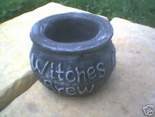 WITCHES BREW HERB PLANTER - HEAVY STONE