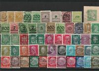 germany mixed stamps ref 16104