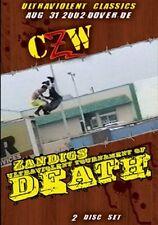 Combat Zone Wrestling: Tournament of Death Double DVD