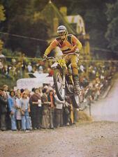 Centerfold Poster Maico 500 1973 #36 ? + Yamaha  500 1979 #1 Mikkola