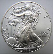 2012 American Silver Eagle BU 1 oz Coin US $1 Dollar U.S. Mint Uncirculated *212