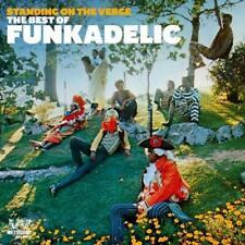 FUNKADELIC Best Of -Standing On The Verge NEW & SEALED CLASSIC FUNK 2X LP VINYL