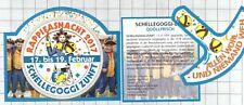 SWITZERLAND Brauerei Locher,Appenzell RAPPIEFASNACHT 2017 beer label C2261 048