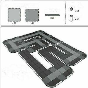 RCP mini z Streckenerweiterung PISTA EXPANSION KITS Tracks 50cm