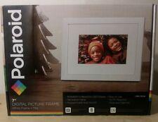 "7"" Digital Wood Frame - Polaroid"