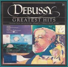Debussy's Greatest Hits, Various