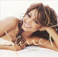 All for You [Japan Bonus Track] [PA] by Janet Jackson (CD, Apr-2001, Virgin)
