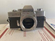 Minolta Srt 101 35mm Slr Film Camera Body Only