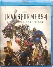 Blu-ray Transformers 4 - L'era dell'estinzione (2014) Usato