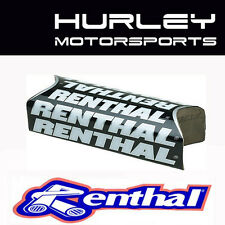 RENTHAL ATV/MX Team Issue Handlebar Fatbar Crossbar Fat Bar Pad - BLACK (P275)