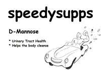 D-Mannose Powder 25 GRAM POWDER  urinary tract health UTI mannose