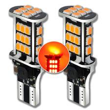 600LM W16W T10 T15 LED Canbus Rouge Ampoules Frein Arrêter