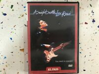 Lou Reed IN Concert A Night With DVD Pal Regione 0 All Regions - Am