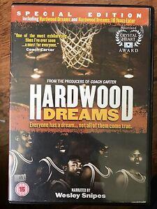 Hardwood Dreams DVD Classic Basketball Documentary Movie + 10 Years On Sequel
