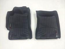 WeatherTech 02-07 Subaru Impreza Front FloorLiner - Black
