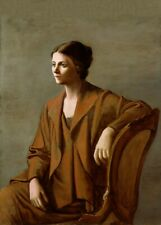 Olga Picasso, 1923, PICASSO, Cubism, Surrealism, Expressionism Art Poster