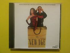 The New Age Rare OOP Joe Satriani Mark Mothersbaugh Soundtrack CD