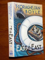 1st Edition East Is East T.C. Boyle Fiction First Printing Early Novel