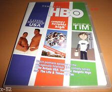 HBO DVD sampler LITTLE BRITAIN USA summer heights high LIFE & TIMES OF TIM