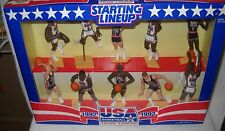 #9560 NRFB Kenner Starting Lineup 1992 USA Basketball Team Lineup Set