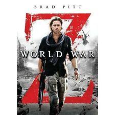 World War Z 0097363504047 With Brad Pitt DVD Region 1