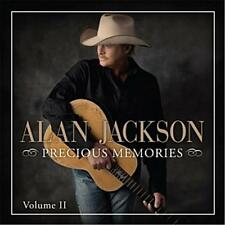 ALAN JACKSON PRECIOUS MEMORIES Volume II CD NEW