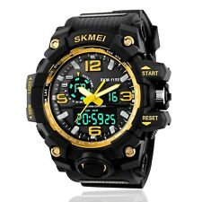 Mens Electronic Digital Military Watch Males Army Durable Sport Design Watches F