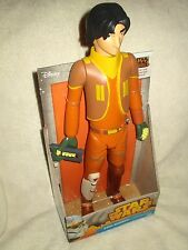Figura De Acción De Star Wars Rebeldes Ezra Bridger 20 pulgadas