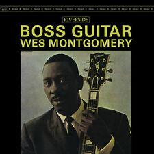 *NEW* CD Album Wes Montgomery - Boss Guitar (Mini LP Style Card Case)