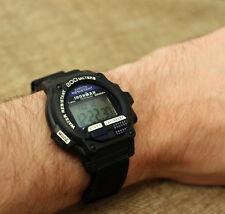 Timex Triatlón Ironman 8Lap Cronógrafo Negro Nuevo Reloj Correa 200 M Batidor de la OTAN