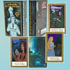 """ART THROUGH THE EYES OF THE SOUL"" ORACLE GUIDEBOOK & CARDS Cheryl Yambrac Rose"