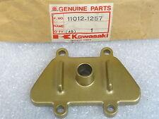 Kawasaki NOS NEW 11012-1257 Gold Reed Valve Cap KZ KZ550 LTD Spectre 1983-84