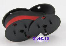 Farbband für Olympia CPD 5212 Tischrechner rot/schwarz druckend farbintensiv