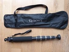 Giottos MM 9150 4 Section Aluminum Monopod Kaiser Ball Head EUC