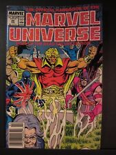 Marvel Universe The Official Handbook of the Book of the Dead Deluxe Edition #20