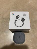 Google Pixel Buds Black In-Ear Wireless Bluetooth Headphones USED (READ)