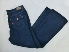 WOMENS LEVIS 515 BOOTCUT JEANS SIZE 36inches x 29 #W861