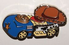 Disney Character Racers Mystery Pack Woody Toy Story Pin