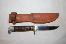 Western Sheath Knife