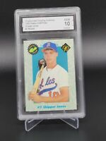 1990 Classic Draft Picks  Chipper Jones Rookie #1 PGA Graded 10 Gem Mint RC